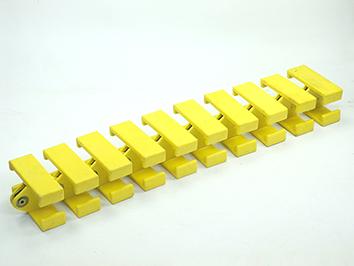 专利H型采煤机电缆夹